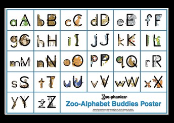 Our ZOO-PHONICS Curriculum