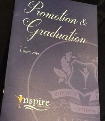 Inspire Charter Riverside County Graduation 2019