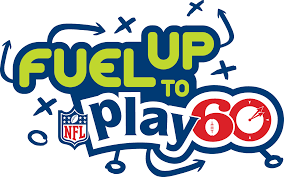FUEL UP AND PLAY 60!