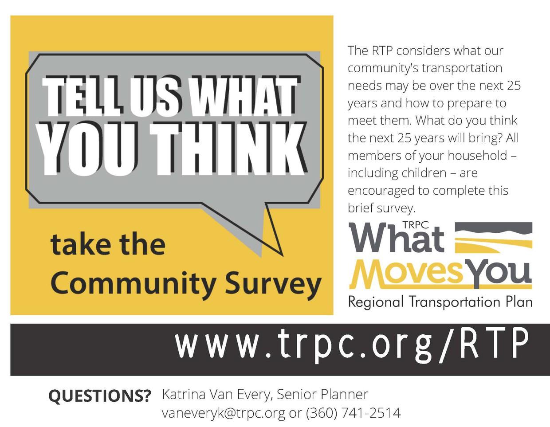 TRPC Community Survey