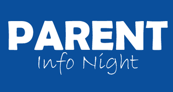 Virtual Parent Information Night Events