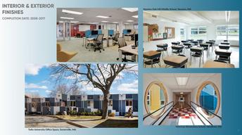Examples of Modular Classrooms