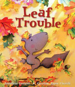 Leaf Trouble bookcover