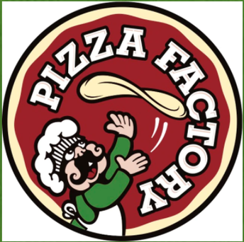 Class of 2022 Sponsoring Pizza Factory Fundraiser on Wednesday, December 2, 2020
