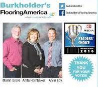 Burkholder's Flooring America