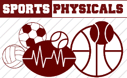 SPORTS PHYSICALS!