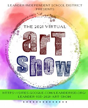 LISD Virtual District Art Show