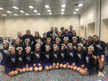 UIL State Cheer Competition