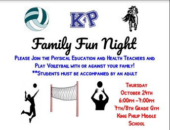 Join us for KP Family Fun Night
