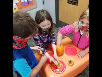 math activities with pumpkins