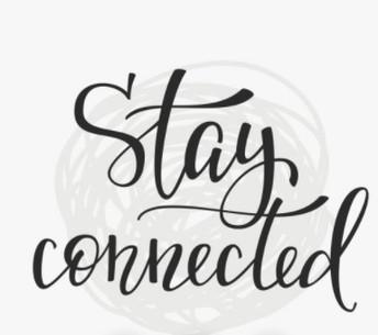 STAY INVOLVED