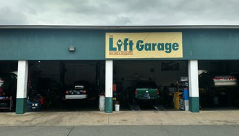 The Lift Garage History & Mission
