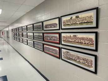 Panoramic/Composite Picture of 8th Grade Class of 2021 - AVAILABLE NOW!