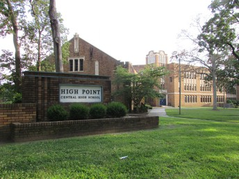 High Point Central High School