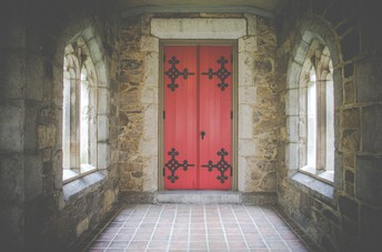'Lord, Lord, open the door for us!'