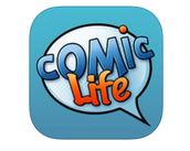 Alternative for the US app store:  Comic Life 3