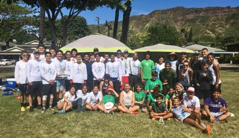 Youth Ultimate Clinic
