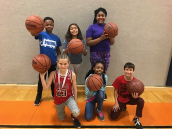 Boyd Free Throw Competition Winners