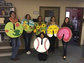 Lilly Pads for Mary Bridge Hospital