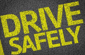SAFE DRIVING REMINDER
