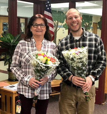 BC/DE Educator of the Year & Educational Support Person of the Year