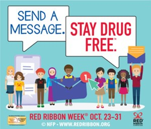 IT'S Red Ribbon Week!!!