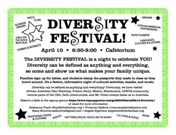 GES Diversity Festival