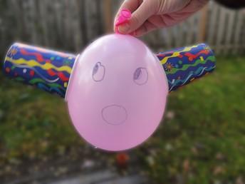 Grades K-2: Balloon Power