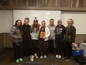 Girls Golf takes the gold