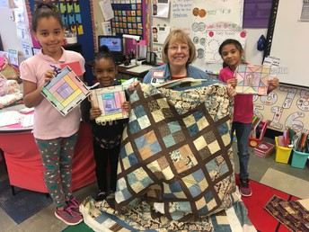 Quilting by Ann Stanfield