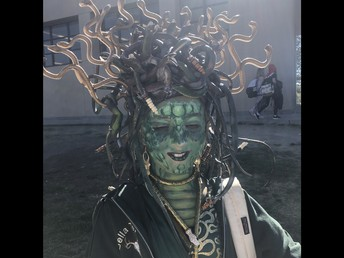Medusa takes the top prize for 6th Grade