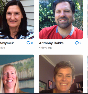 Meet our English Department Staff