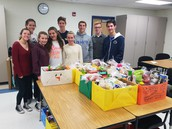 Giving for Thanksgiving!