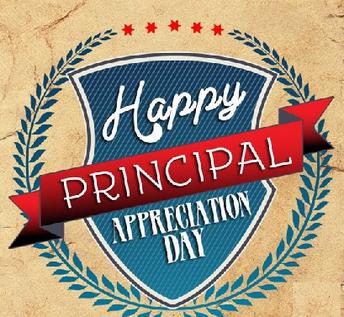 May 1st Was National Principal Appreciation Day!