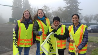 Our Crossing guards
