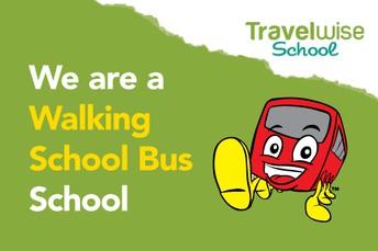 Walking School Bus Week