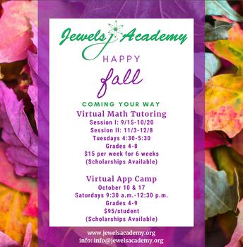 Virtual Math Tutoring