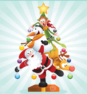 Holiday Spirit Days - December 16th - 20th