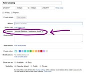 DON'T FORGET: Add closings and events to HR Calendar!