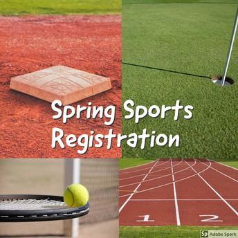Spring PAC Meeting Information