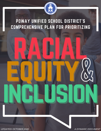 PUSD's Comprehensive Plan for Prioritizing Racial Equity and Inclusion