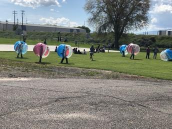 Idaho National Guard Battle Balls