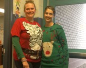 Ugly Sweater SMILES!