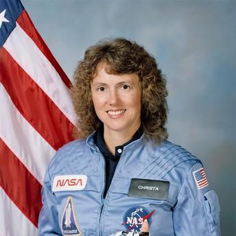 Women's History Month Highlight - Teacher & Astronaut Christa McAuliffe