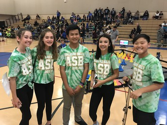 ASB Volunteers