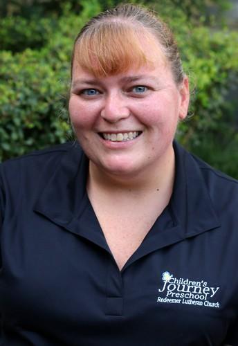 Heather Ray - Infant Lead Teacher and Infant/Toddler Supervisor