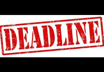 Deadline for Mode of Instruction Changes