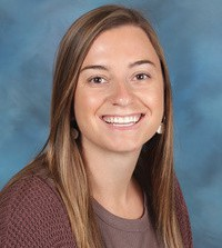 Madison Layman, fifth grade teacher