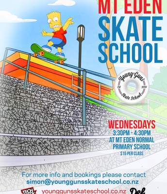 Mt Eden Skate School