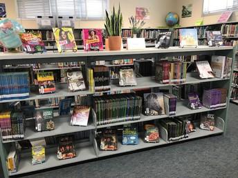 So many books!